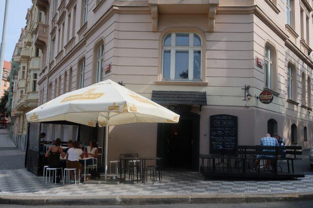 bar em Vinohrady