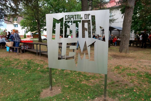 lemi, capital mundial do metal