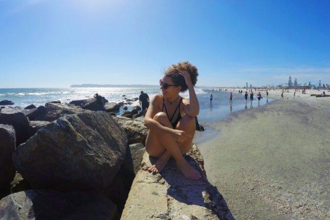 praia em san diego