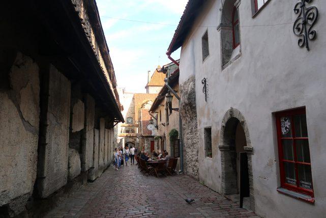 ruazinha charmosa em tallinn