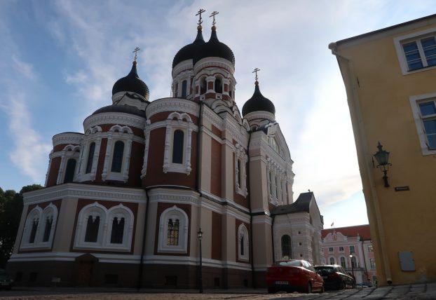 igreja ortodoxa em tallinn