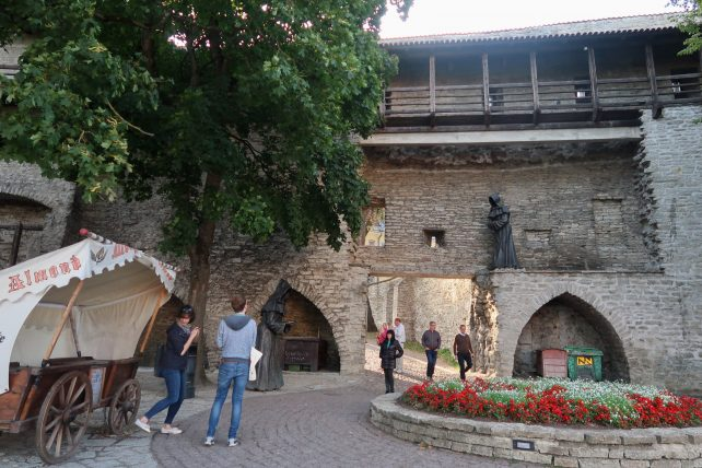 centro histórico de tallinn