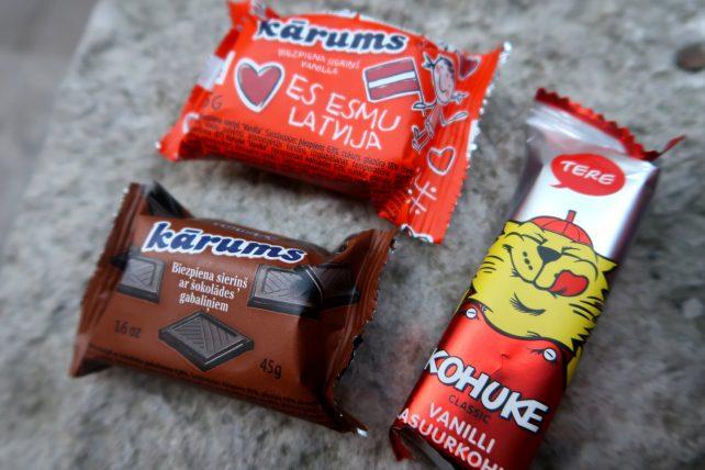 doces típicos dos bálticos