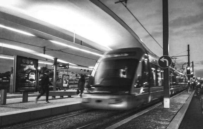 viagem de trem