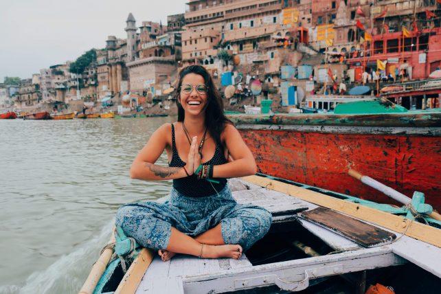 jessica na índia