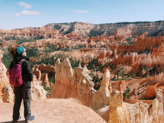motivos para fazer trilhas - bryce canyon
