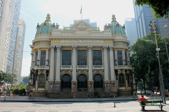 teatro municipal do rio