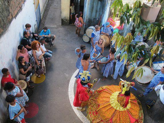 turismo de base comunitária no recife