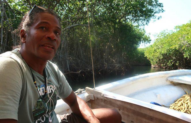 turismo de base comunitária na isla barú