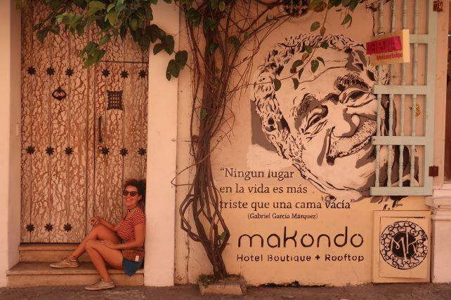 cartagena, na colômbia