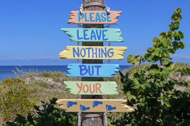 turismo responsável e sustentável