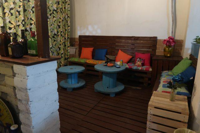 hostel em santa marca, na colômbia