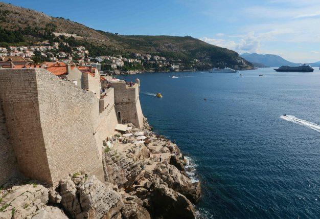 viajar sozinha para a Croácia