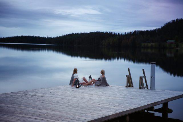 lago na finlândia. foto: Business Finland