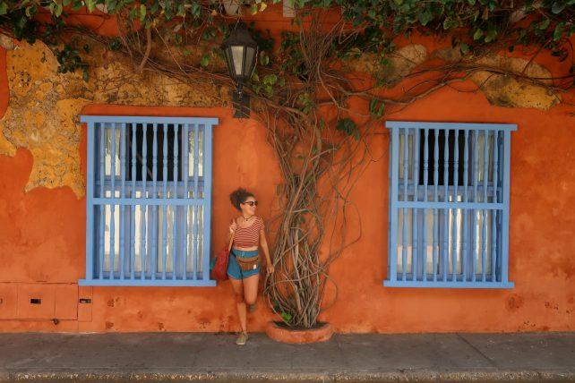 onde ficar em cartagena - bairro de san diego