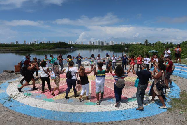 turismo responsável no Brasil - ilha de deus