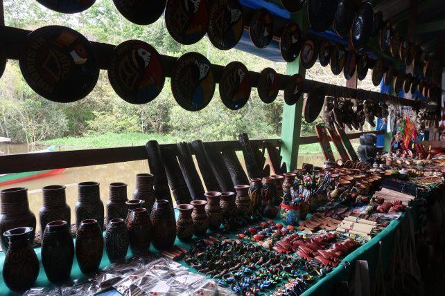 artesanato indígena em manaus