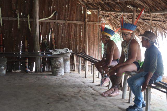 o que fazer em manaus - aldeia indígena