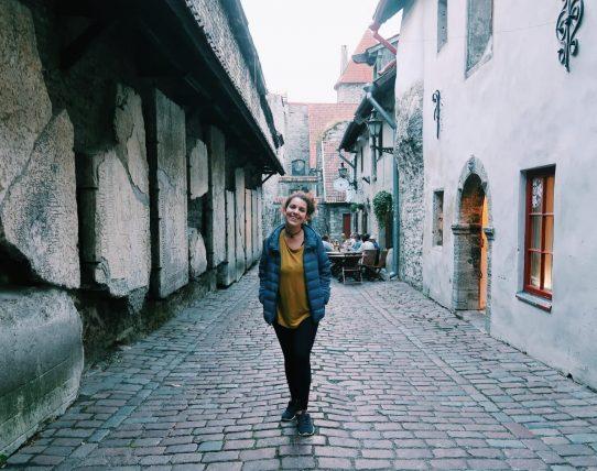 viagem pela Estônia