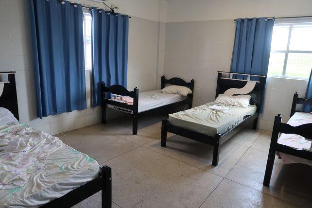 hostel da ilha de deus