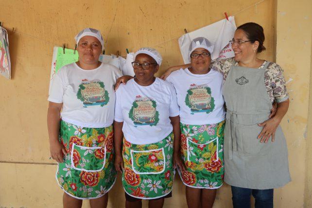 mestras cozinheiras de itamaracá