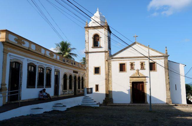 museu e igreja em igarassu