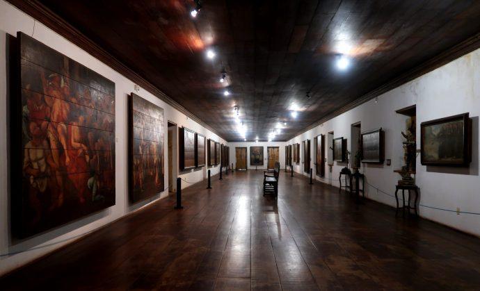 pinacoteca em igarassu