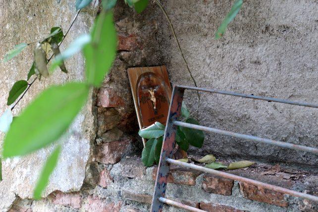 ruínas de igreja em itamaracá