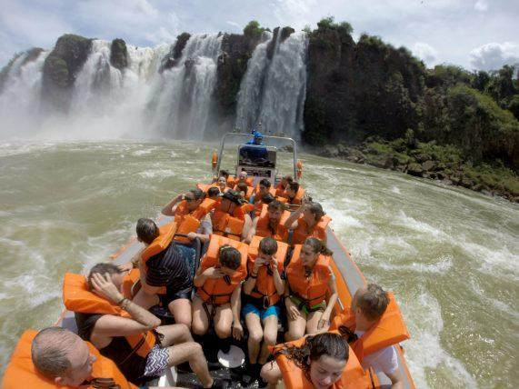 Macuco Safari nas Cataratas do Iguaçu