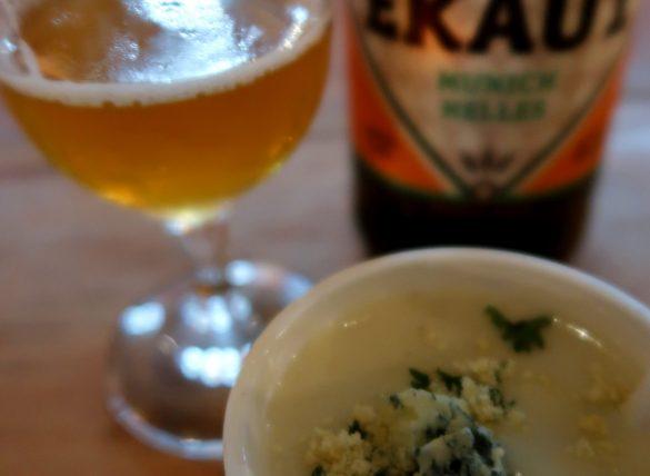 harmonização de cerveja com caldinho