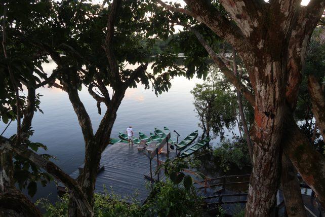canoas do juma amazon lodge