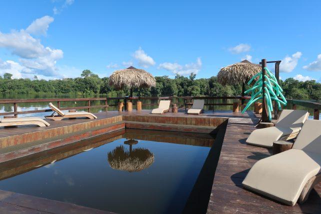 piscina do juma amazon lodge