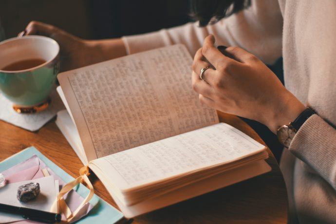 escrever pode ajudar muito