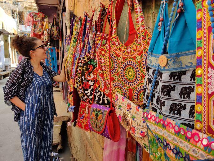 quanto custa viajar pela índia -