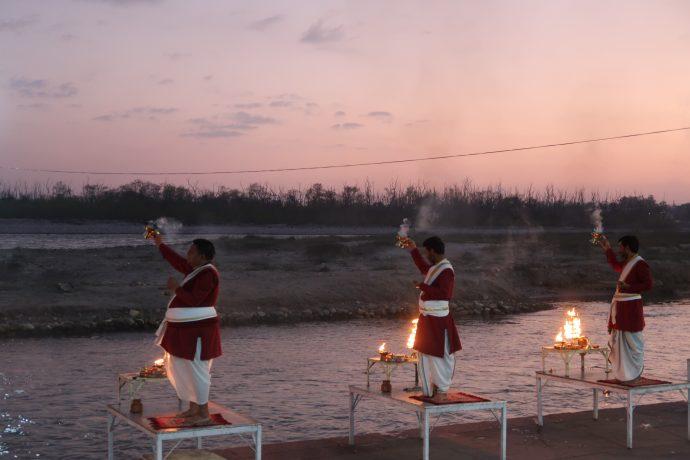 cerimônia do aarti