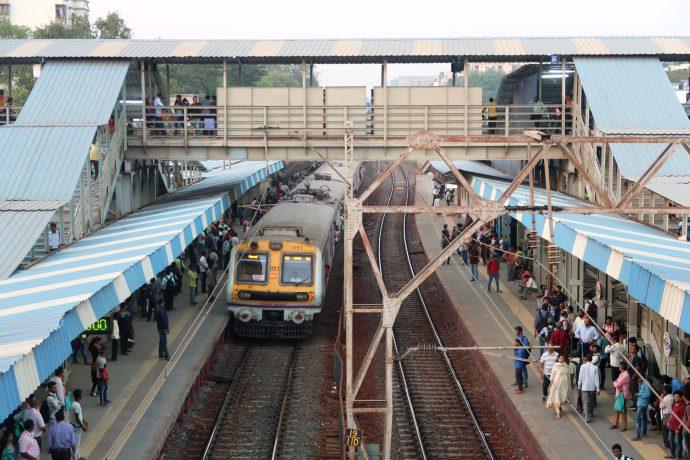 trem em mumbai