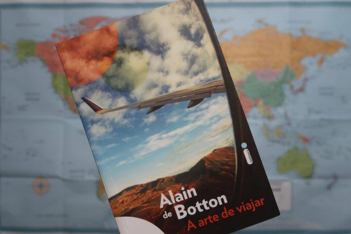 livros de viagem - a arte de viajar
