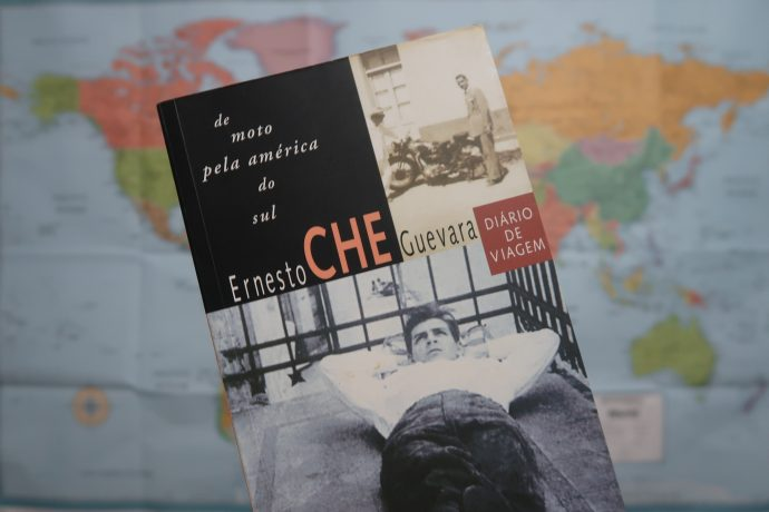 livros de viagem - de moto pela américa do sul