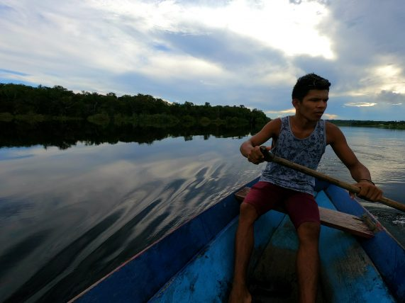 turismo de base comunitária na amazônia