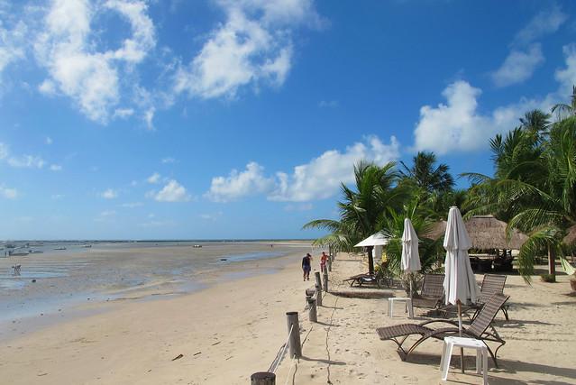 onde ficar na praia dos carneiros - bangalôs dos gameleiros