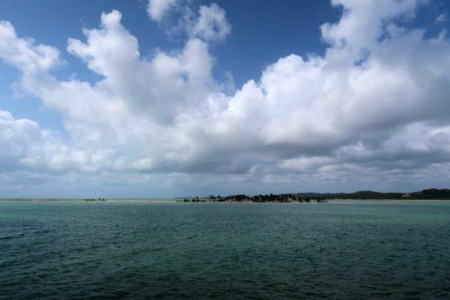 praias de itamaracá - pernambuco