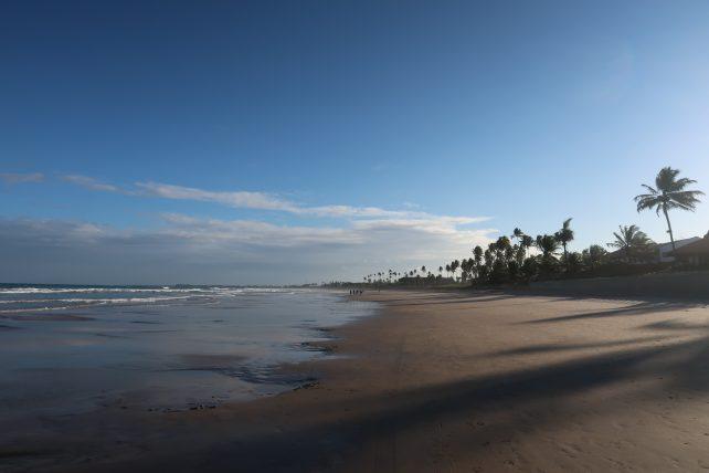 praia do cupe em pernambuco