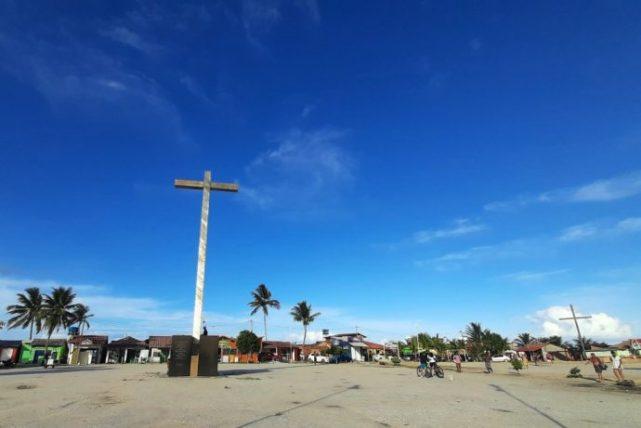 cruz da primeira missa