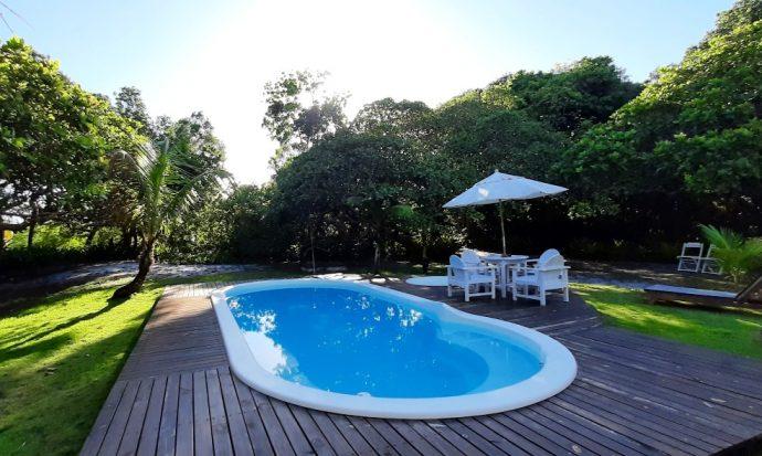 piscina do sítio