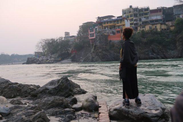 viajar sozinha na índia - rishikesh é uma boa opção