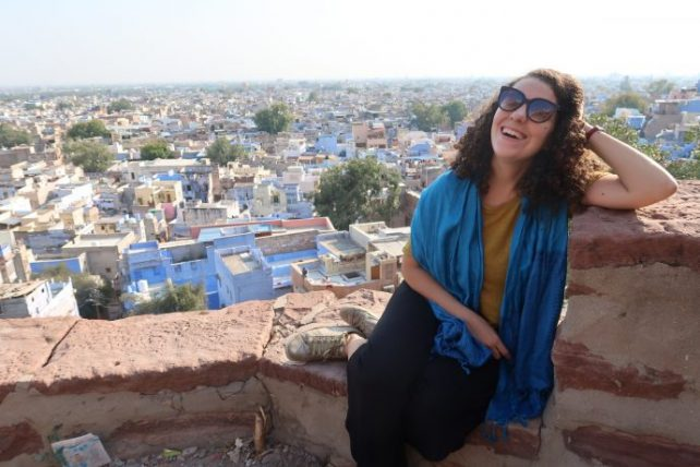 o que vestir na índia