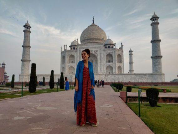viagem pela índia