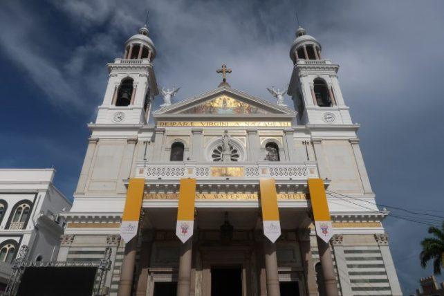 basílica de nazaré em belém
