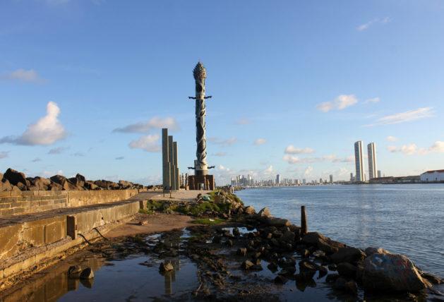 o que fazer no recife - parque das esculturas