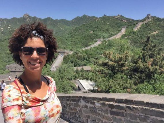 brasileira compartilha lições que aprendeu viajando e morando na China